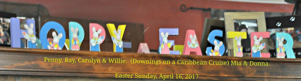 Easter  Sunday, West Park (Cleveland) OH~~April 16, 2017
