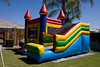 The bounce-house