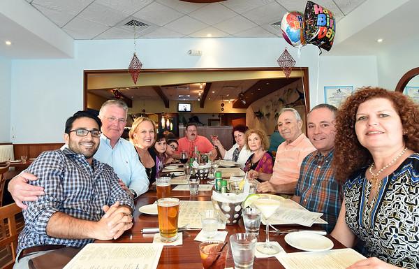 Don's 85th Birthday Celebration at Marlin Darlin':  December 27, 2014