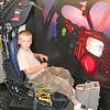 Matthew in A-6 Intruder Pilor Seat