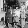 Geneva Patton, Doris Hamel, Marcia Hamel, Irene Sandel