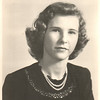 "Dorothy Emma Wood<br /> Senior Portrait, Hazlehurst High School. ""Miss Hazlehurst High, 1949""<br /> 1949<br /> Age 18"