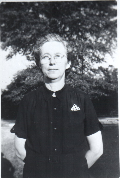 "Katherine Slane Wood<br /> ""Grandmother Wood"""