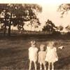 """""""Little Sister"""" Katherine Wood (on left)"""