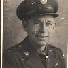 Wilson Slane (Grandmother Wood's brother)<br /> January 1944<br /> World War II