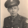 Wilson Slane <br /> Grandmother Katherine Slane Wood's Brother<br /> January 1944<br /> World War II