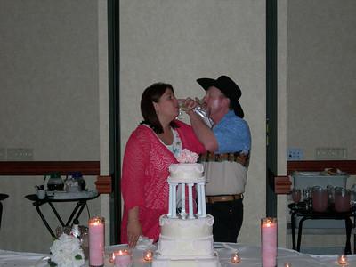 Doug & Jeanie Epperson's Wedding Reception