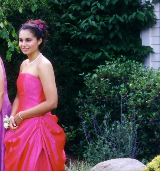Willa before prom