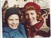 John and Mom at Macy's Thanksgiving Parade