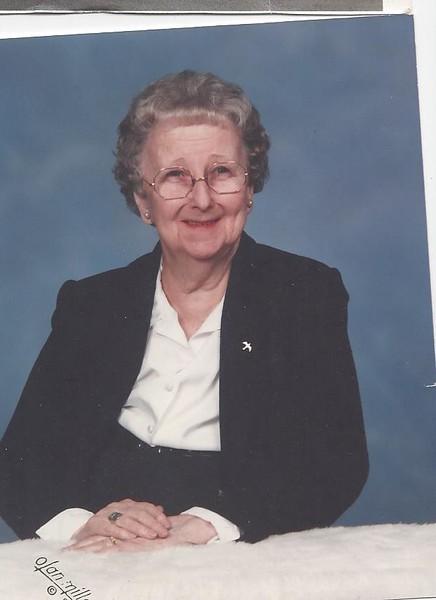 Aunt Peggy (Margaret Nicholson Murray)