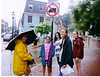 Annapolis:  Joan, Willa, Leah, Beth, Katie