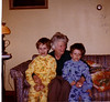 Grandma with Grandsons John