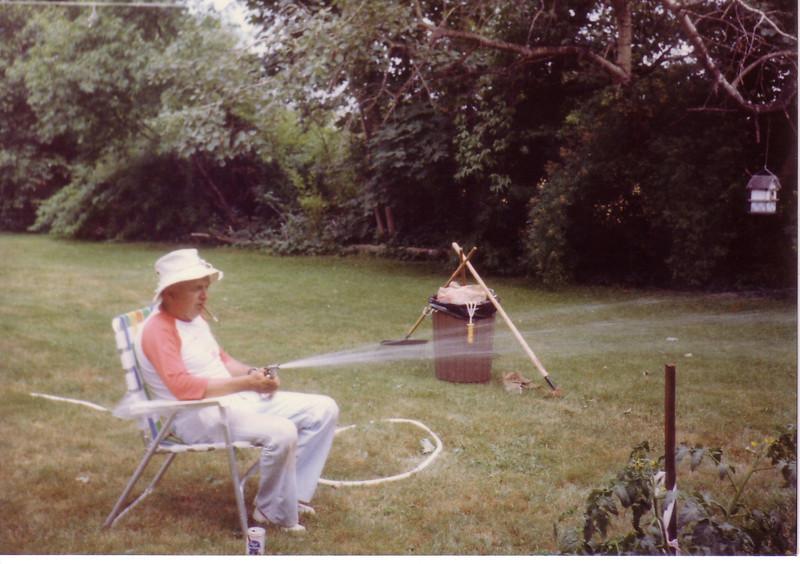 Doug Johnston 8/83 Riverview Terrace