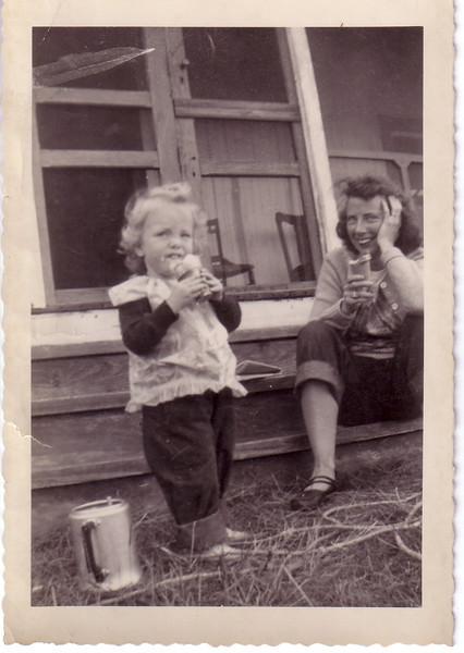 Lynn and Jean