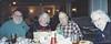 Bill & Lynn Walton, Doug & Jean Johnston celebrating Dad's birthday in NC