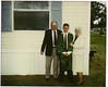 Doug and Jean with grandson John Caracoglia