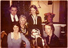 Before Joan McDonough's wedding--picture chewed up by Casey<br /> Doug, Laurie, Jean, Lynn, & Beth Johnston