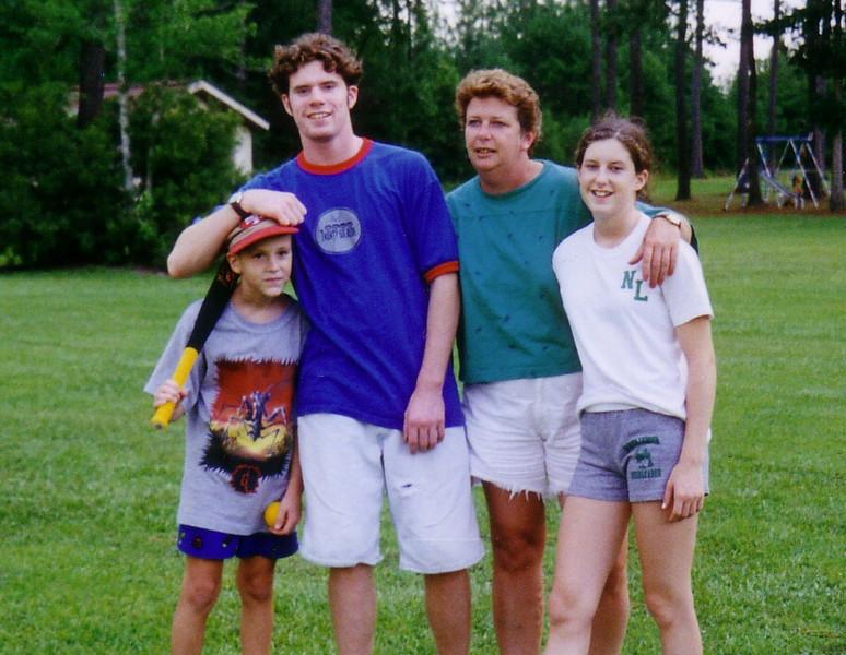 Douglas, Matt, Laurie, & Jackie