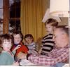 Jackie Lynn, Matt, & John Caracoglia, John Curran w/Grandpa Johnston in Suffield, CT