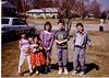 Jackie, Willa, Leah, Matt, & John Caracoglia on Riverview Terrace