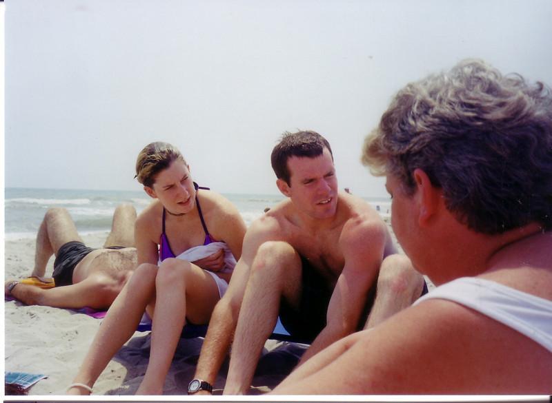 Jackie, Matt, & Laurie in NC 2010