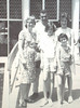 Worlds Fair 1964:  Jean, Doug, Beth, Laurie, & Lynn Johnston