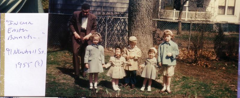 Doug, Lynn, Beth, Craig, Kerryl and Dee Dee Wyland