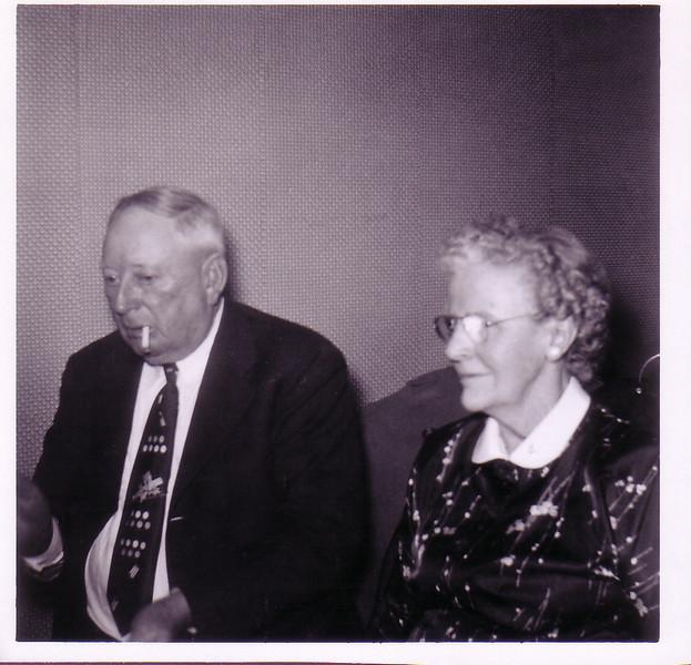 Murdo and Anna Nicholson