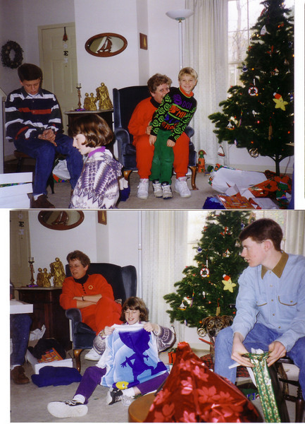 Christmas in Oriental--Caracoglias and Douglas