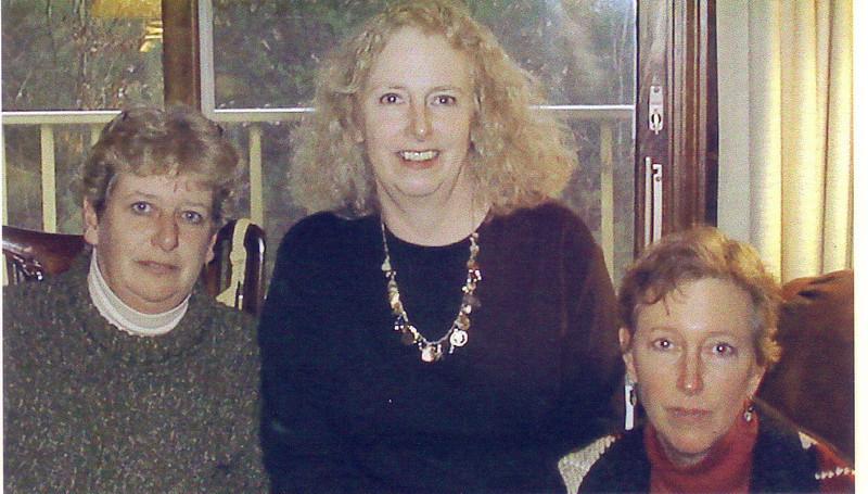 Laurie, Lynn, & Beth at El's in NH