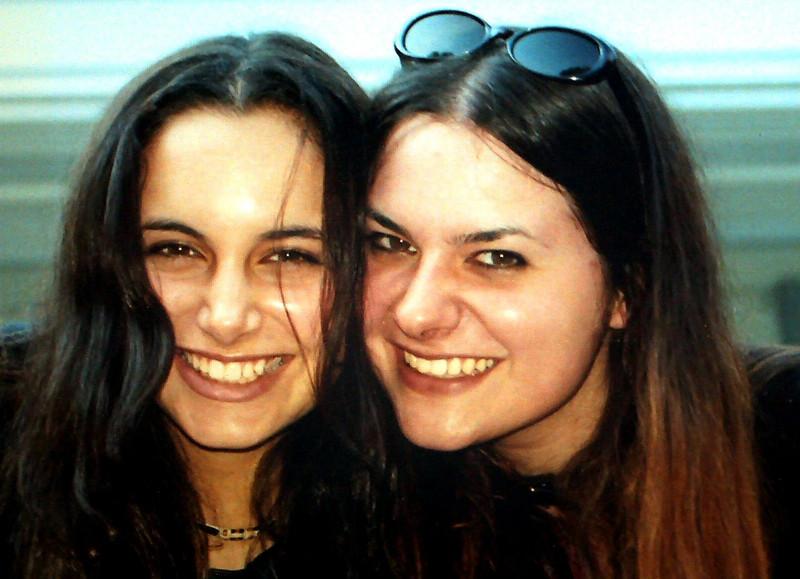 Willa and Leah Tracosas