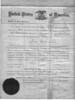 Great Grandpa Alex Johnston's Citizenship Paper  4/2/1894