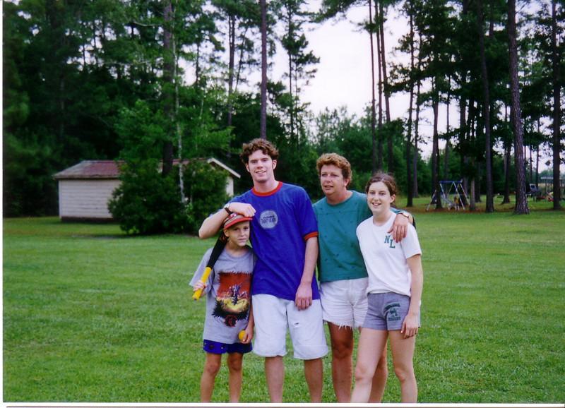 Douglas, Matt, Laurie, Jackie--NC