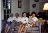 Jean & Doug with grandchildren Johnnie Curran and Douglas & Emily Walton in Oriental