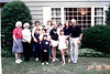 Jean, Wilda, Laurie, John, Matt, Jackie, Lynn, Douglas, JP, Willa, Leah, Beth and Doug<br /> the Johnstons with children and the grandchildren