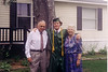 Doug and Jean with grandson Matt Caracoglia