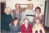 Jean, Audrey, Donald, Ruth, Bob, Lita and Aunt Peggy 1988