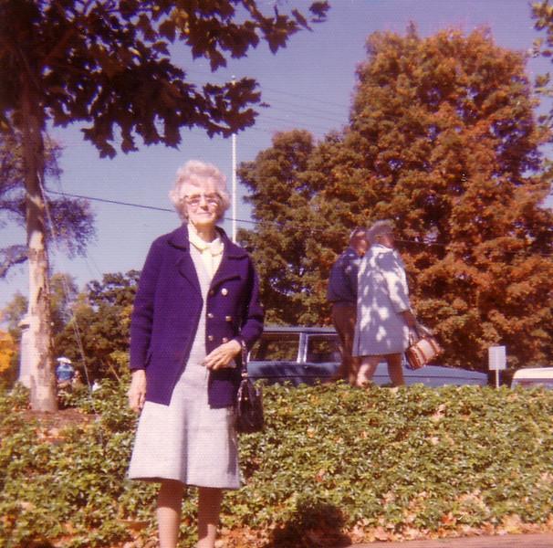 Annie Nicholson---Jean Johnston's mother