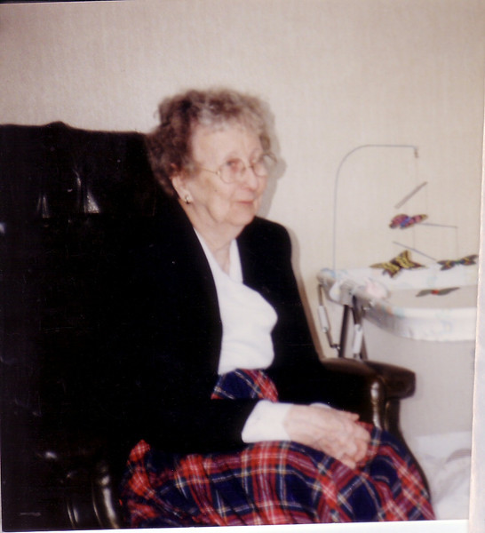 Margaret Murray (Aunt Peggy)