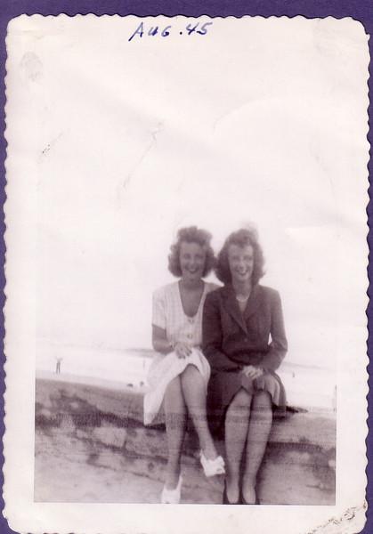 Eleanor and Jean Nicholson