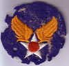 Insignia for Dad's bomb squadron?