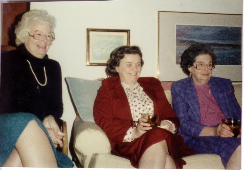 Jean, Marian Stewart, and?