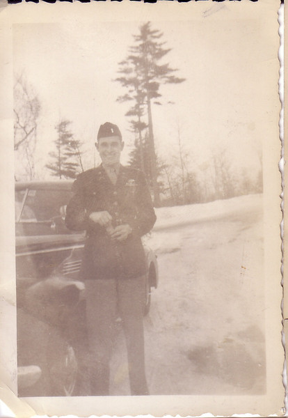 Uncle Paul Ingraham WWII