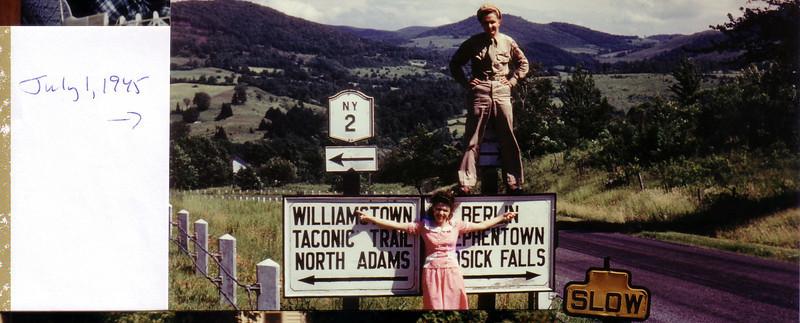 Dorothy and Doug Johnston