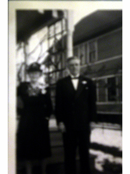 Aunt Katherine & Uncle Mocky
