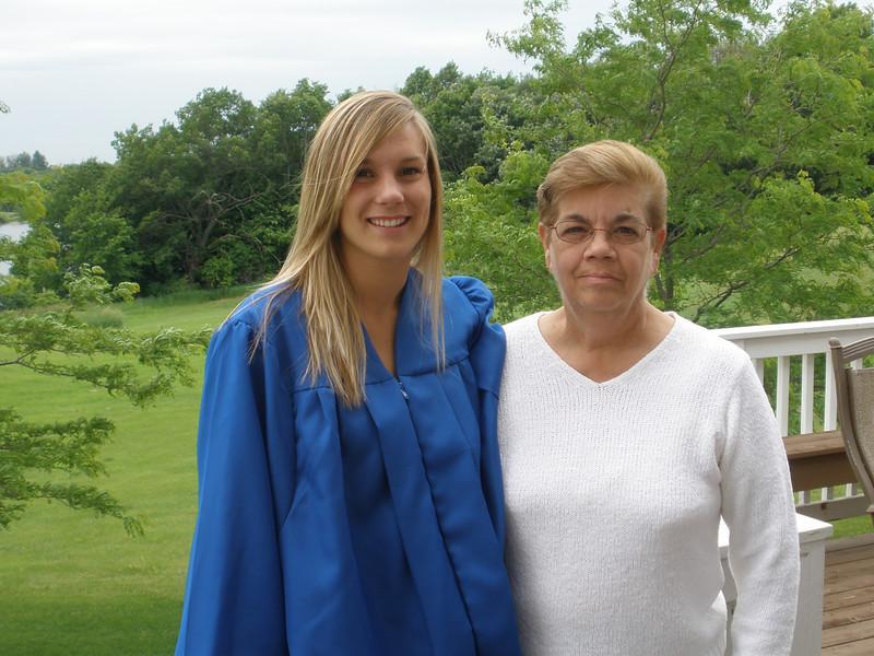 Kelly & Grandma Sue