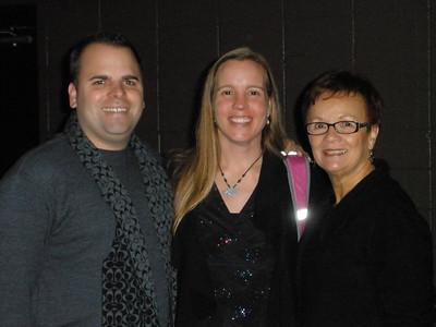 Josh, Debbie and Vadis