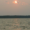 Sunset at Stony Point Resort