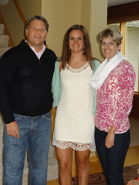 Doug, Colie and Julie