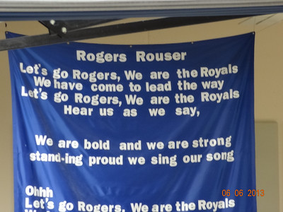 Rogers Rouser - part 1